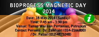 Bioprocess Magnetic Day 2014