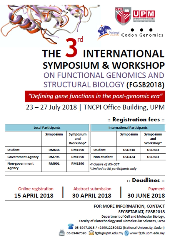 /activities/the_3rd_international_symposium_and_workshop_on_functional_genomics_and_structural_biology_fgsb2018-11473